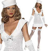 Santa's Naughty Helper - Adult Costume Fancy Dress