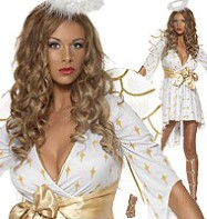 Angel - Adult Costume Fancy Dress