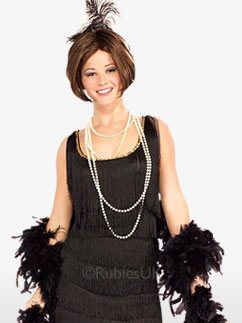 Chicago Flapper - Adult Costume Fancy Dress