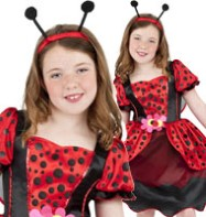 Little Lady Bug - Child Costume