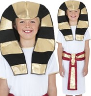 Egyptian Boy - Child Costume Fancy Dress