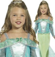Mermaid Princess - Child Costume Fancy Dress