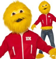 Honey Monster - Adult Costume Fancy Dress