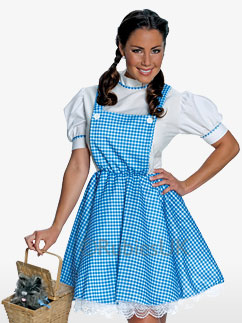 Dorothy - Teen and Adult Costume Fancy Dress