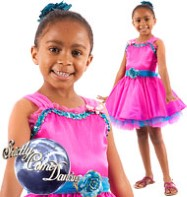 Jive Dress - Child Costume Fancy Dress