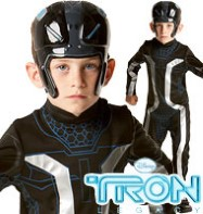 Tron - Child Costume Fancy Dress