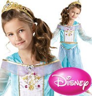 Jasmine Glitter  - Child Costume Fancy Dress