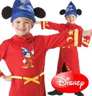 Mickey Mouse Fantasia - Child Costume Fancy Dress
