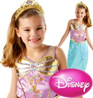Ariel Sparkle - Child Costume Fancy Dress