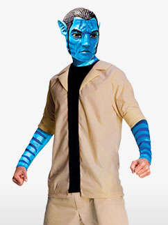 Avatar Jake Sully - Child Costume Fancy Dress