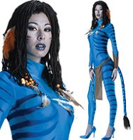 Avatar Neytiri - Adult Costume Fancy Dress