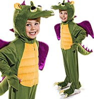 Fancy Dress - Childrens Dragon - Medium