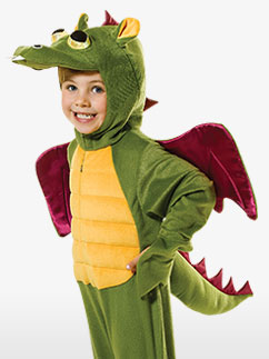 Dragon - Child Costume Fancy Dress