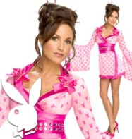 Playboy Geisha - Adult Costume Fancy Dress