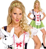 Playboy Tavern Girl - Adult Costume Fancy Dress