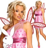 Playboy Fairy - Adult costume Fancy Dress