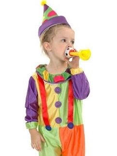 Clown - Toddler Fancy Dress