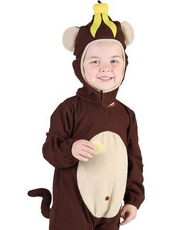 Monkey - Toddler Costume Fancy Dress