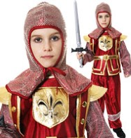 Medieval Knight - Child Costume Fancy Dress