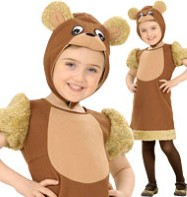 Honey Bear - Child Costume Fancy Dress