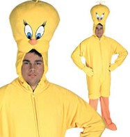 Tweety - Adult Costume Fancy Dress