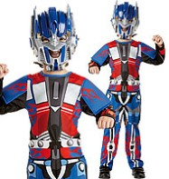 Optimus Prime - Child Costume Fancy Dress