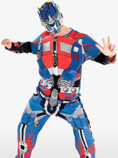 Optimus Prime - Adult Costume
