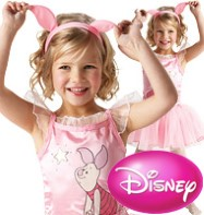 Piglet Ballerina - Infant Costume Fancy Dress