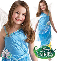 Disney Fairies Silver Mist - Child Costume Fancy Dress
