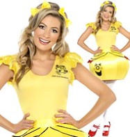 Little Miss Sunshine - Adult Costume Fancy Dress