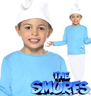 Smurf - Child Costume Fancy Dress