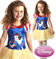 Snow White Ballerina - Toddler Costume Fancy Dress