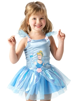 Cinderella Ballerina - Toddler Costume Fancy Dress