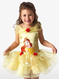 Belle Ballerina - Infant Costume Fancy Dress