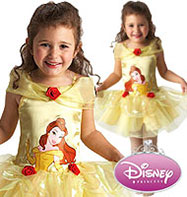 Belle Ballerina - Toddler Costume Fancy Dress