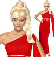 Aphrodite - Adult Costume Fancy Dress