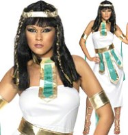 Jewel of the Nile - Adult Costume Fancy Dress