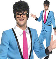 Teddy Boy - Adult Costume Fancy Dress