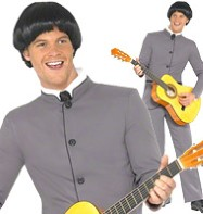 Fab Four - Adult Costume Fancy Dress