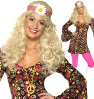 1960's CND - Adult Costume Fancy Dress