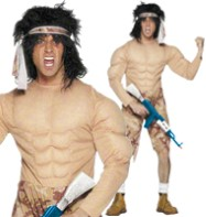 Muscleman - Adult Costume Fancy Dress