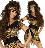 Cavewoman - Adult Costume Fancy Dress