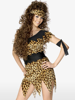 Cavewoman - Adult Costume