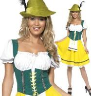 Oktoberfest - Adult Costume Fancy Dress