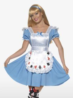 Deck of Cards Girl - Adult Costume