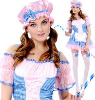 Bo Peep - Adult Costume Fancy Dress