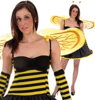 Bumble Bee - ADULT Fancy Dress