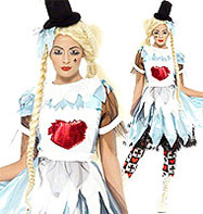 Alice in Blunderland - Adult Costume Fancy Dress