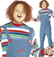Chucky - Adult Costume Fancy Dress