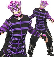 Cheshire Cat - Adult Costume Fancy Dress